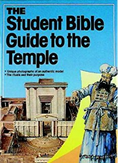 The Student Bible Guide to the Temple
