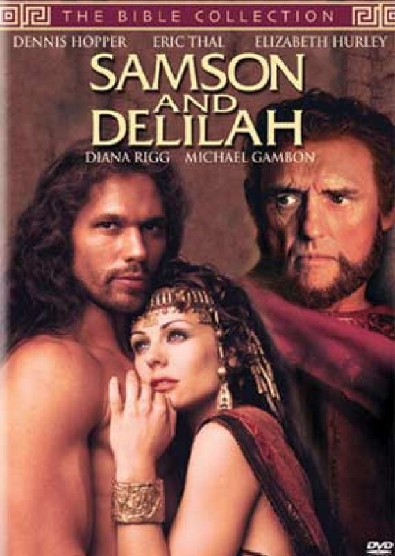 The Bible—Samson and Delilah