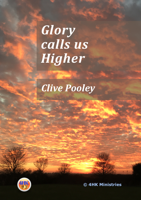 Glory calls us Higher